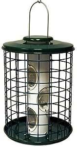 Varicraft AV5M Avian Wild Bird Mixed Seed Feeder with Cage Outdoor, Home, Garden, Supply, Maintenance