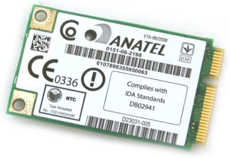 Amazon.com: Genuine Dell Intel anatel PC193 wm3945abg MOW2 ...