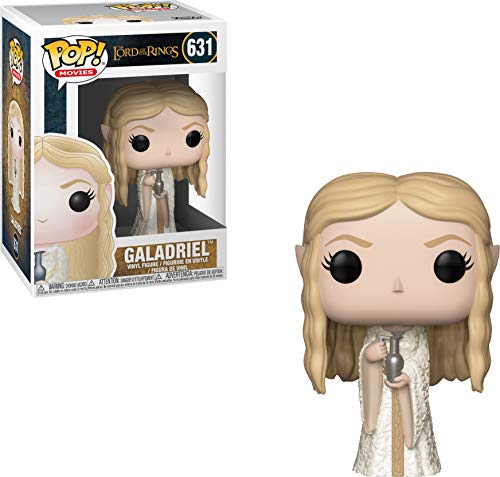LAST LEVEL- Funko Senor de los Anillos Figura Pop Lord of The Rings Galadriel, Multicolor, Estandar (FFK33253)
