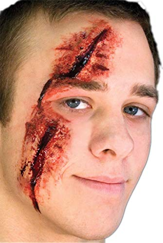 (Halloween FX Slashed Eye)