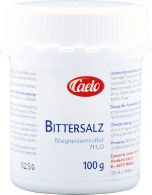 Bittersalz Caelo Hv-Packung, 100 g