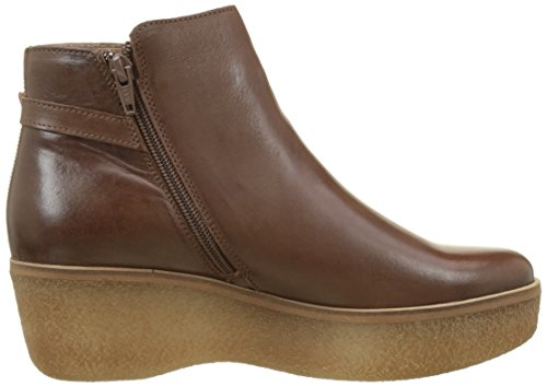 Plum marron Marron Souples Bottines Femme Kickers UFxgPqCF