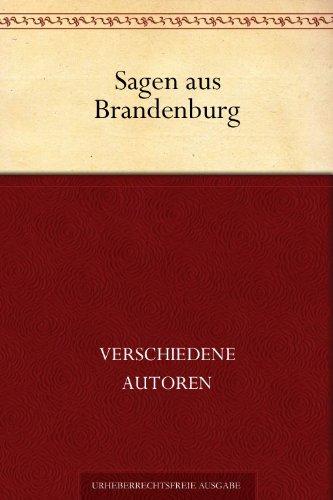 Amazoncom Sagen Aus Brandenburg German Edition Ebook