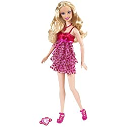 2009 Barbie Valentine Wishes Collectible Doll