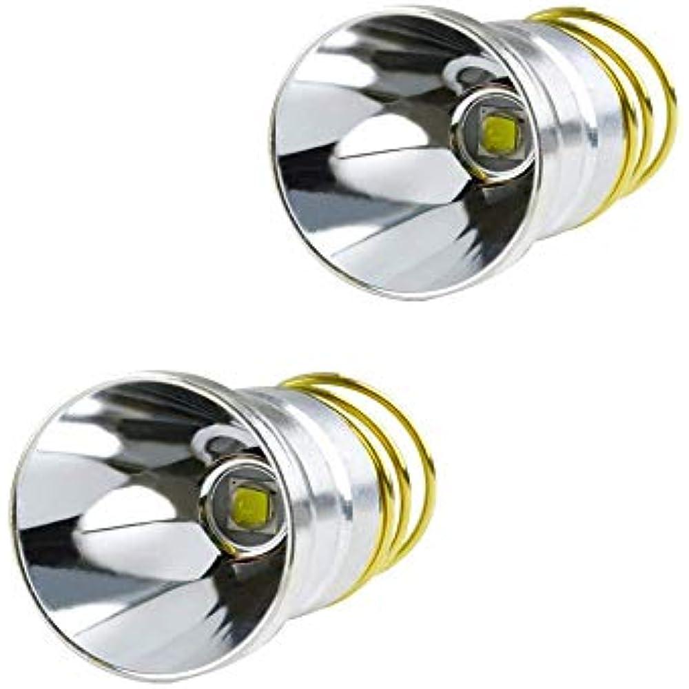 G60 6V Xenon Replacement Bulb Assembly Ultrafire 501B Surefire G2 6P Flashlight