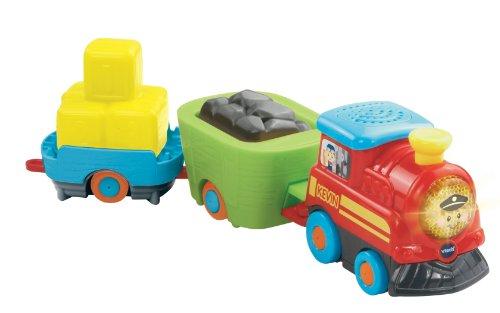 Vtech 152205 jouet de premier age tchou tchou - Tchou tchou le train ...