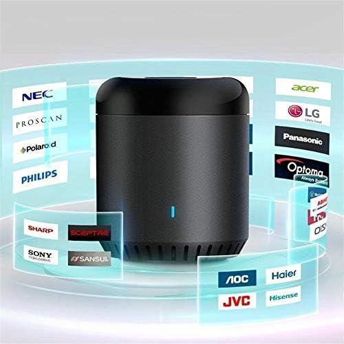 Waroomss TV Mando a Distancia Universal, Mando a Distancia, Hub y App, TV Mando a Distancia Universal Reemplazo Mando a Distancia Remoto Remote Voice Media Player para TV, iPad, Aire Acondicionado: Amazon.es: