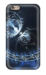 Slim Fit Tpu Protector Shock Absorbent Bumper Shapes Abstract Case For Iphone 6