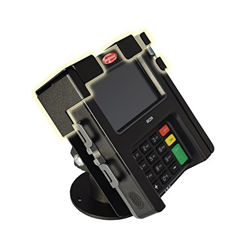 MMF Industries POS Payment Terminal Stand for Ingenico iSC250, Dual  Security with Enhanced Terminal Gripping (MMFPS96G04A)