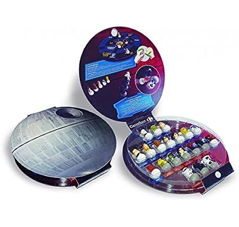 Carrefour Caja Coleccion ROLLINZ Star Wars Incluye 20 ROLLINZ: Amazon.es: Juguetes y juegos