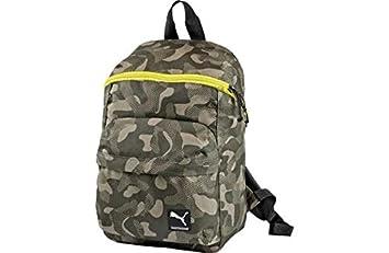 Puma Boys  Khaki Camouflage Foundation Backpack.  Amazon.co.uk  Toys ... 1cb3dc7c1a508