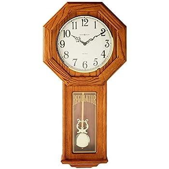 Amazon Com Howard Miller 620 160 Ansley Wall Clock Home