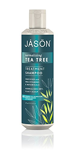 2 opinioni per Jason Natural Products Tea Tree Oil Shampoo Hair & Scalp Therapy 517 ml