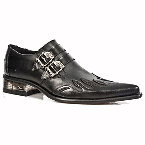 New Rock M 2358 S1 - Zapatos mujer BLACK, BLACK