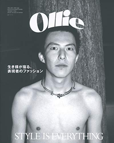Ollie 最新号 表紙画像
