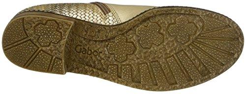 Beige sahara Comfort Mujer Gabor Chelsea Shoes Botas 52 para gwvqY0