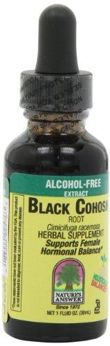 Ответ природы безалкогольных Черный Cohosh Root, 1-жидкую унцию