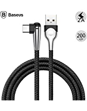 Baseus Sharp-Bird Type-C Cable, 2 Meters - Black