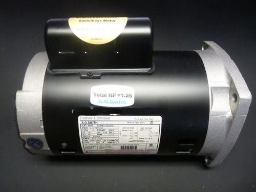Pentair Whisperflo WF-28 Pool Pump Motor Century B855 2.0 HP