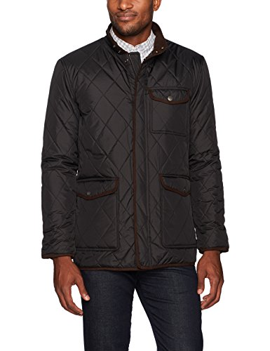 Quilted Barn Coat - 9
