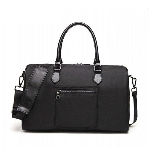 Alta capacidad bolso que viaja/bolso de viaje oblicuo/bolsa de equipaje de viaje corto-B A