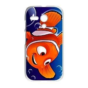 Motorola Moto G Phone Cases White Finding Nemo BOK484982