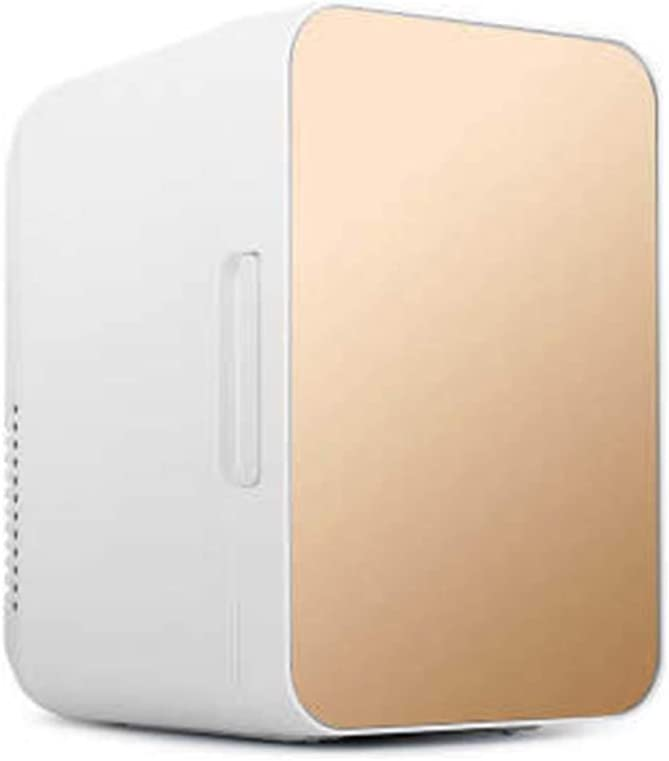 KongLyle Mini Nevera Refrigerador Compacto de 8L Mini Congelador M/ás Fr/ío y Caliente para Autom/óviles Hogares Oficinas Dormitorios