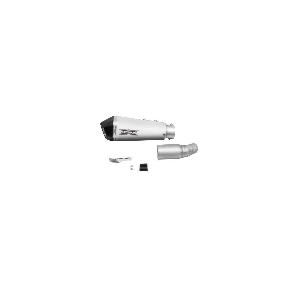 Remus Ducati Scrambler Urban Enduro 2015-on Hyperconeチタンfinish1 036882 155215 B079PWYLTD