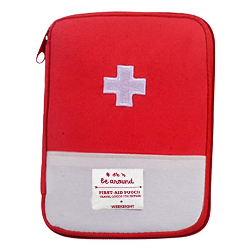 iLUGU Medical Bag Emergency Survival Drug Storage Kit Treatment Outdoor Home Rescue by iLUGU