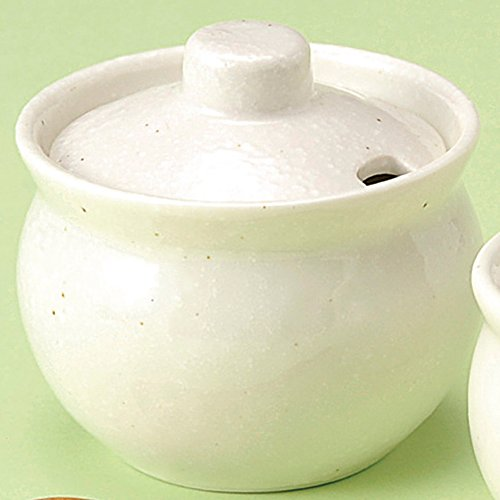 - Condiment Jars condiment pots spice jars size [ 8 x 7.8cm 160㏄ ] 190g Japanese dish plates traditional oriental asian
