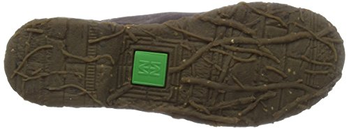 El Naturalista N915 Pleasant Brown/ Angkor, Mocasines para Mujer Marrón (BROWN N12)