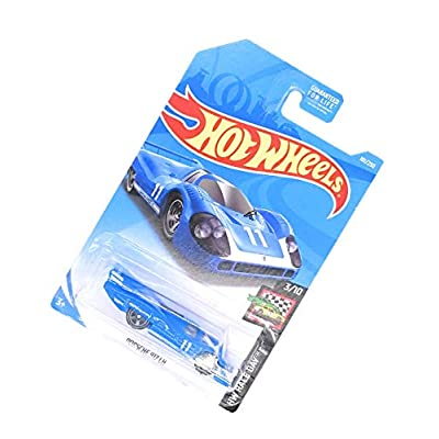 Hot Wheels 2020 HW Race Day Porsche 917 LH 101/250, Blue: Toys & Games
