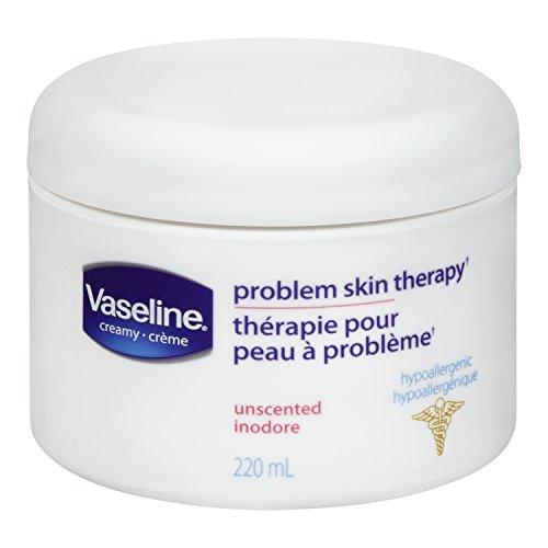 Problème de VASELINE Skin Therapy inodore crème hydratante 220 ml (7,44 oz)