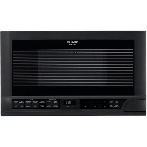 R 1210 2 Cubic Foot 1100 Watt Counter Microwave