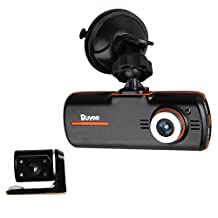 Buyee Dual Lends HD 1080P Dash Cam Dashboard Car Vehicle Camera Video Recorder Camcorder.