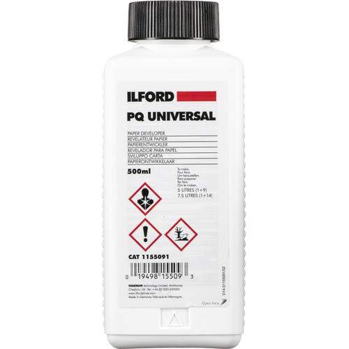 Ilford PQ Universal Paper Developer to Make 5 litres by Ilford