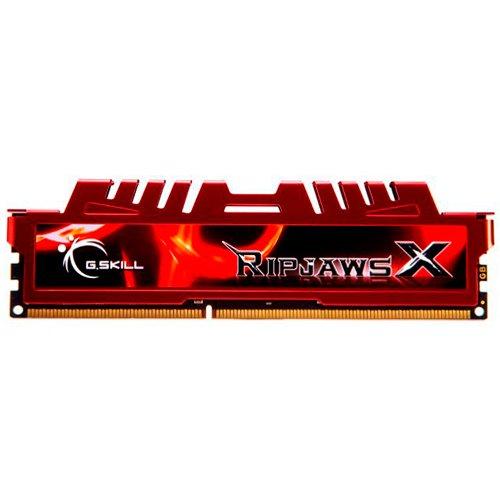 G.SKILL RipjawsX Series 16GB (2 x 8GB) 240-Pin DDR3 SDRAM DDR3 1333 (PC3 10666) Desktop Memory Model F3-10666CL9D-16GBXL ()