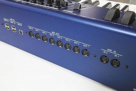 Physis Piano K4 88 tecla del teclado maestro MIDI: Amazon.es ...