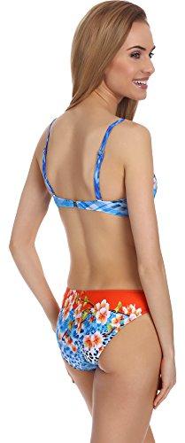 Merry Style Push Up Bikini Conjunto para mujer P510-69KW Patrón-3