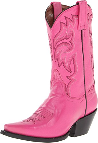 Cowgirl Pink - Dan Post Women's Kimmie Pink Boot