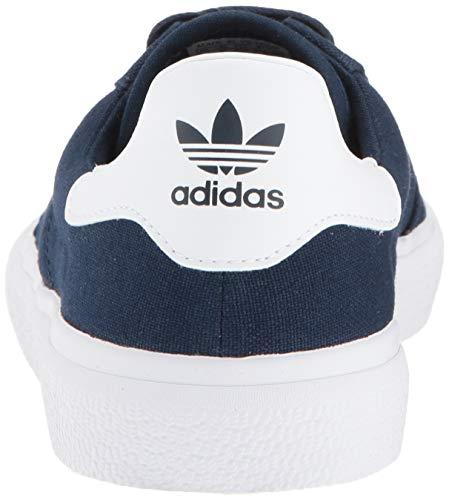 11 White US Skate Originals Collegiate Navy M Shoe 3MC adidas nqBPa4qZ