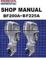 Price comparison product image Honda BF200A,  BF225A