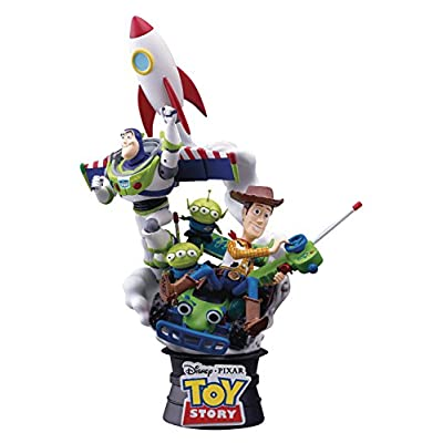 Beast Kingdom Toy Story Ds-007 D-Select Series Statue: Toys & Games