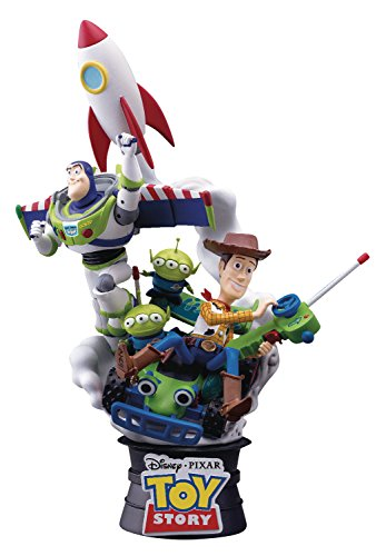 (Beast Kingdom Toy Story Ds-007 D-Select Series Statue)