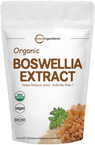 Boswellia Powerfully Supports Migraine Friendly product image