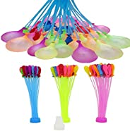 Lotus Home , Rapid-Fill Water Balloons , Kids Summer Outdoor Activities , Easy Fill with Water