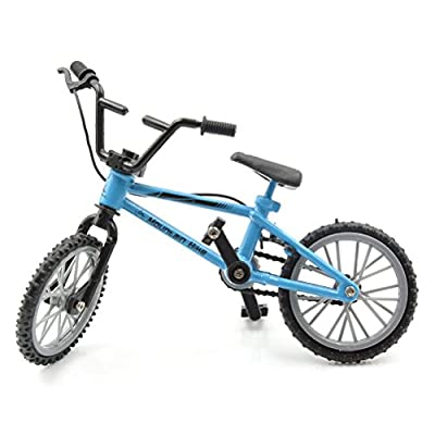 Finger Bike Toy, Mountain Bicycle Toy Miniature Model Toys, Great Collections Gift for Children: Toys & Games