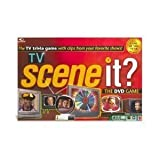Toy / Game Scene It? Tv Dvd Edition W/ Digital Technology & A Interactive Board Gameplay (For 2-4 Players)