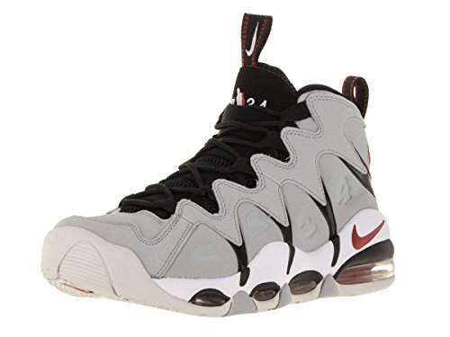 Nike Men's Air Max CB34 Wolf Grey/Varsity Red/Ntrl Gry/White Basketball Shoe 8.5 Men US pay with paypal cheap online amazon footaction amazon cheap online sale factory outlet discount wholesale tqUWzOH