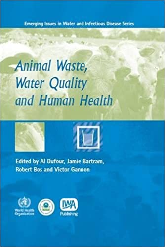 Book Animal Waste, Water Quality and Human Health (Who Emerging Issues in Water & Infectious Disease)
